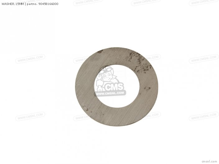 Crm75r 1989 k Spain Washer 15mm