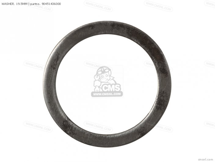 WASHER, 19.5MM
