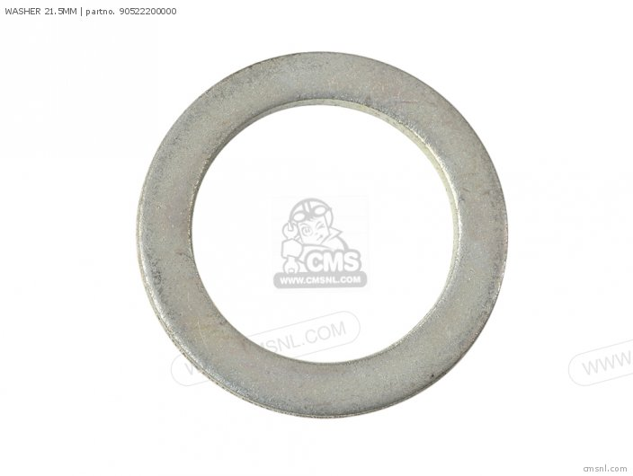 WASHER 21.5MM
