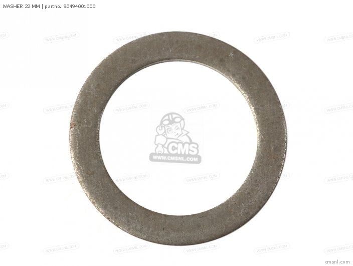 WASHER 22 MM