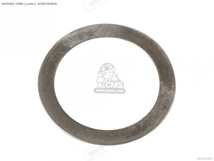 WASHER 34MM