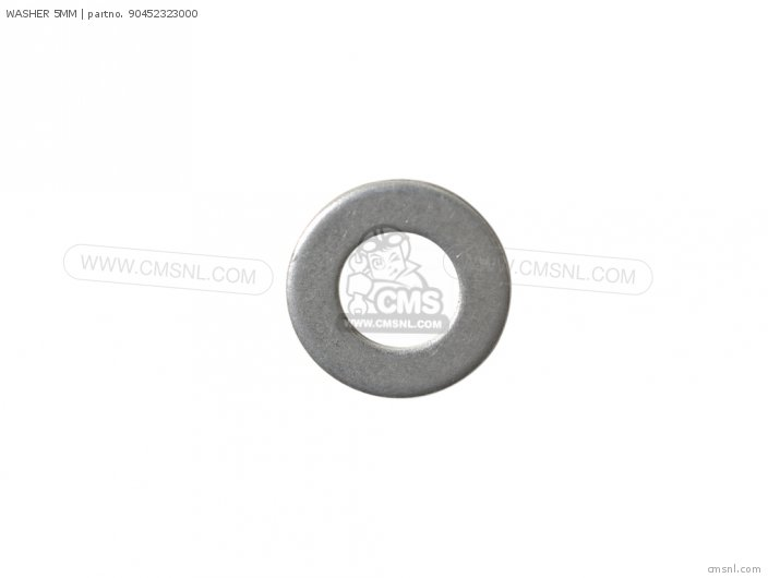 WASHER 5MM