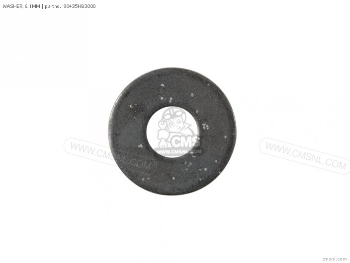WASHER,6.1MM