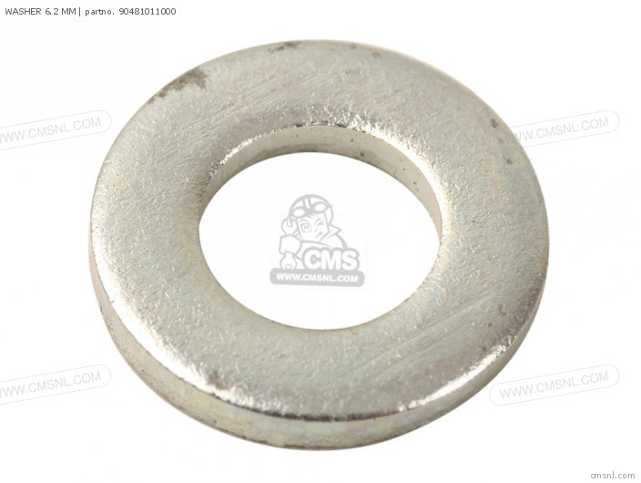 WASHER 6.2 MM