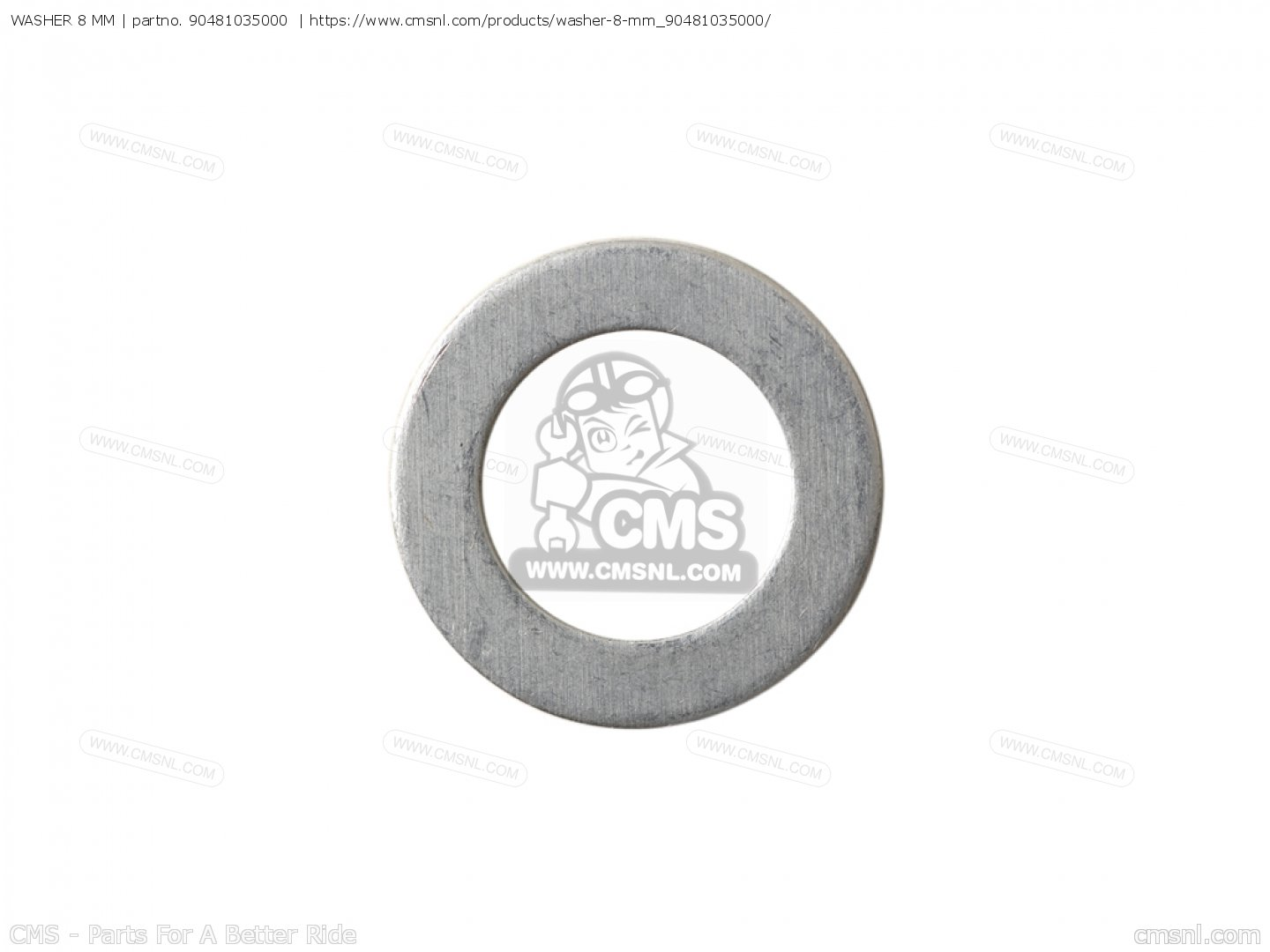 /> 19mm Vintage Motorcycle Classic Steel Adjuster Washer Washers 3mm