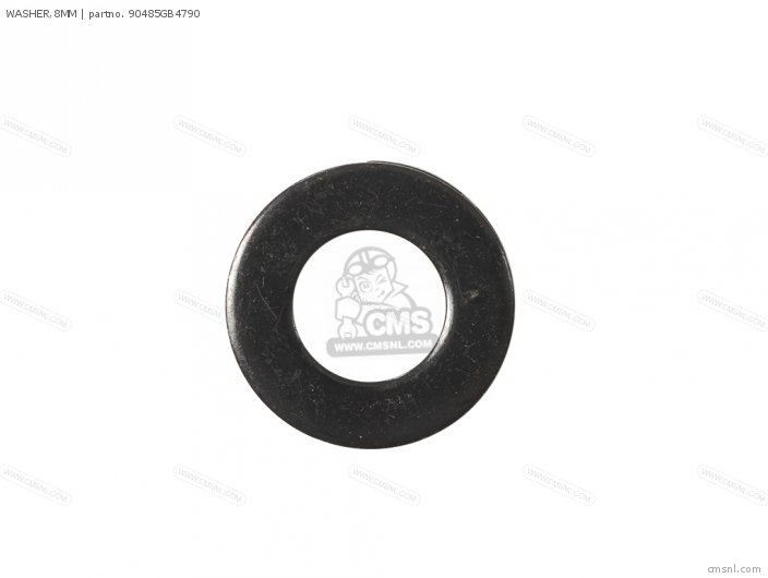 WASHER,8MM