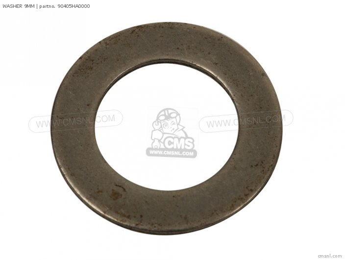 WASHER 9MM