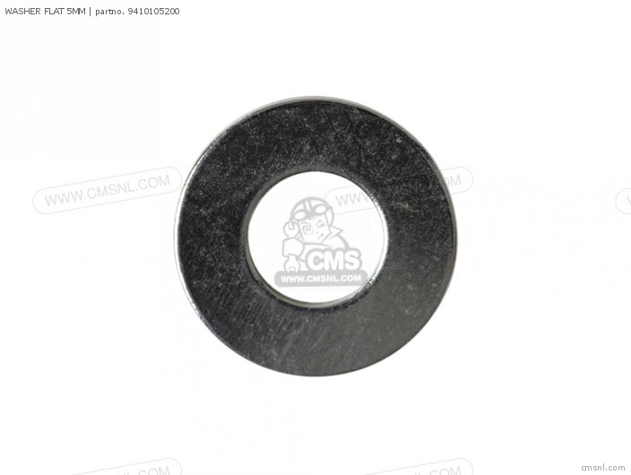 WASHER FLAT 5MM