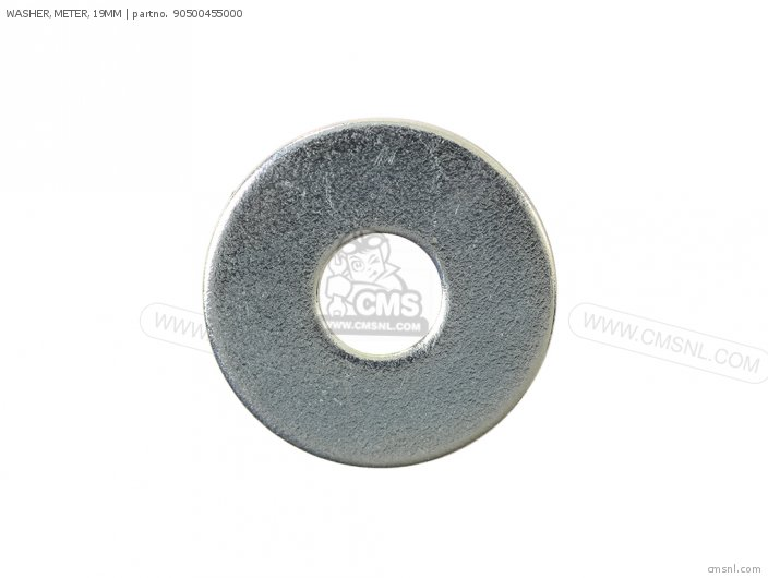 WASHER,METER,19MM