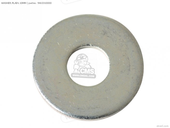 WASHER,PLAIN,10MM
