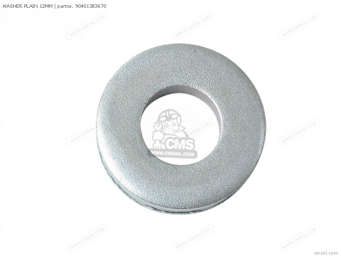 WASHER,PLAIN,12MM