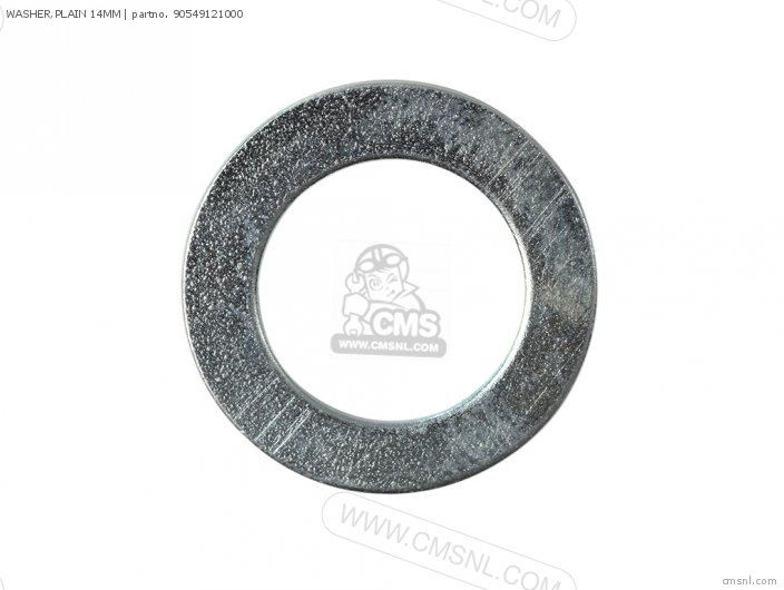 WASHER PLAIN 14MM