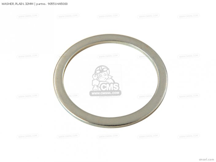 WASHER,PLAIN,32MM