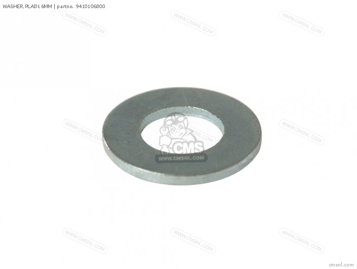 Nes150 2004 European Direct Sales   Iss Washer plain 6mm