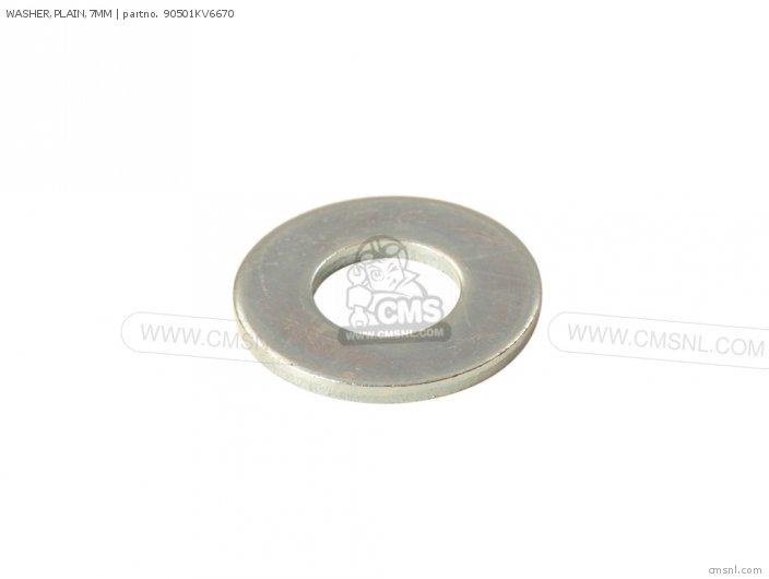 WASHER,PLAIN,7MM