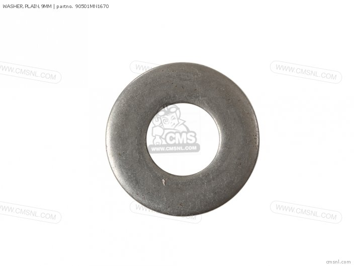 WASHER,PLAIN,9MM