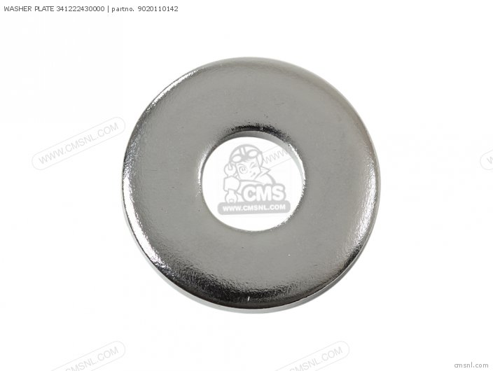WASHER PLATE 341222430000