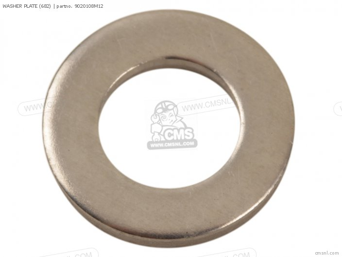 Washer Plate (682) photo