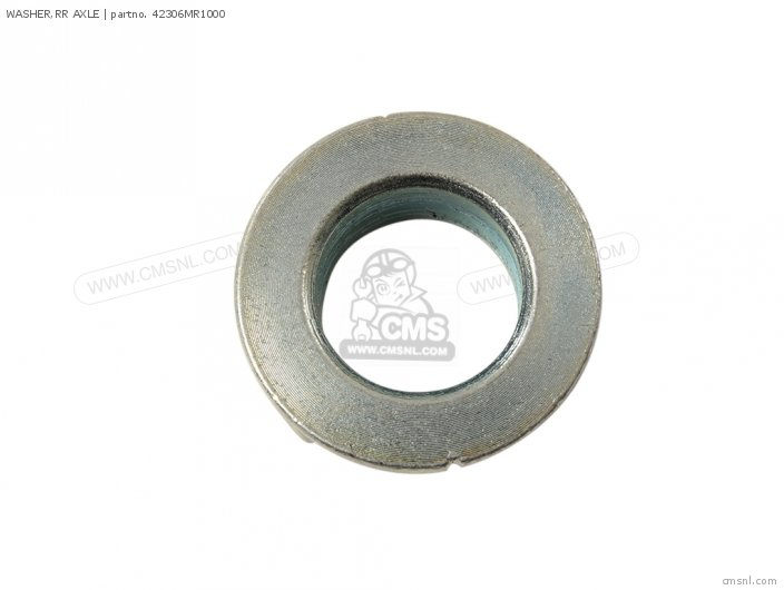 WASHER,RR AXLE
