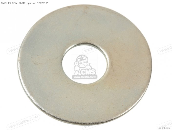 Washer-seal Plate photo