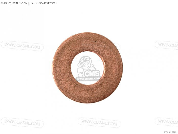 WASHER,SEALING 8M