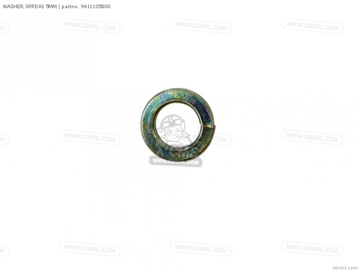 WASHER,SPRING 5MM