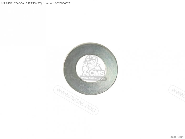 Washer, Conical Spring (3j3) photo