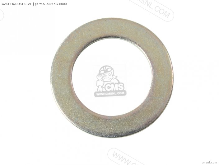Washer, Dust Seal photo