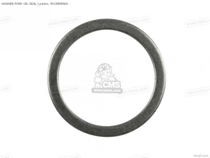 Washer, Fork Oil Seal photo