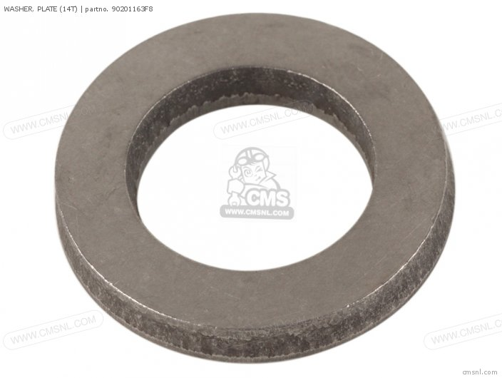 WASHER  PLATE 14T