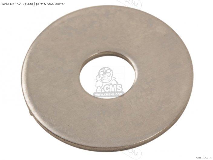 Washer, Plate (6e5) photo