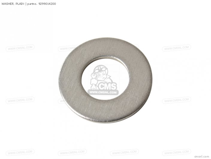 WASHER  PLATE 92901-14200