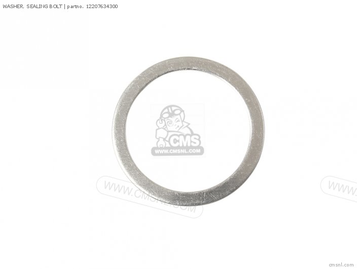 Prelude 1982 2dr kl ka kh Washer  Sealing Bolt
