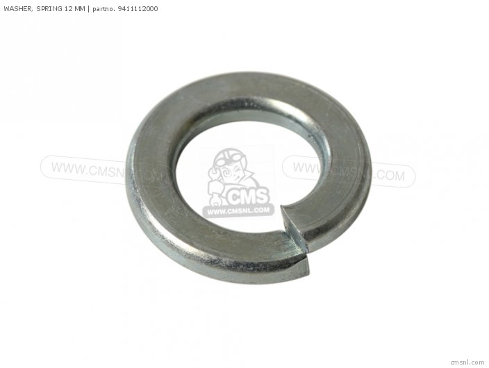 WASHER  SPRING 12 MM