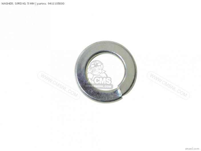 WASHER  SPRING  5 MM