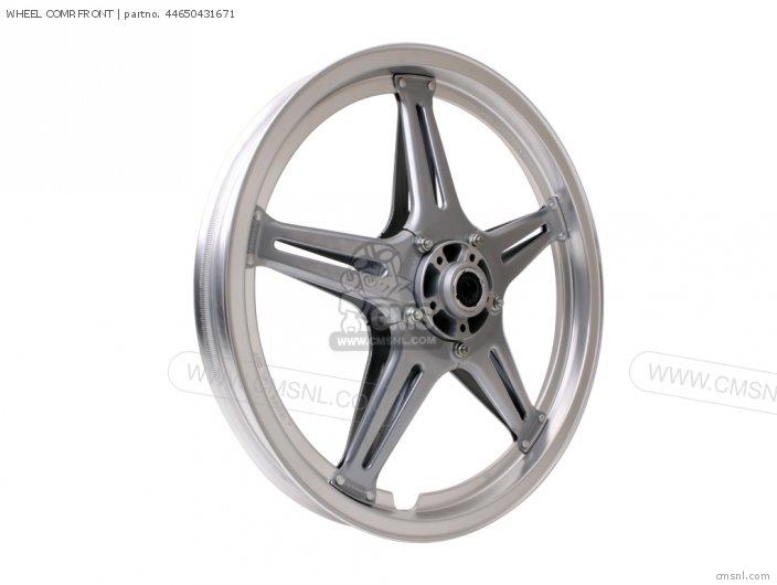 Wheel Comp.front photo