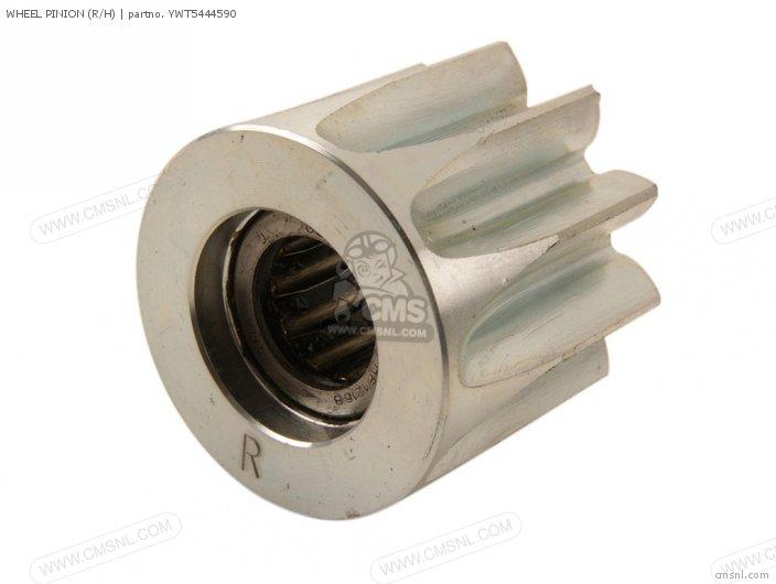 Wheel Pinion r h