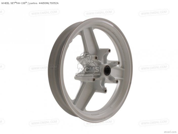 WHEEL SET*NH-138*