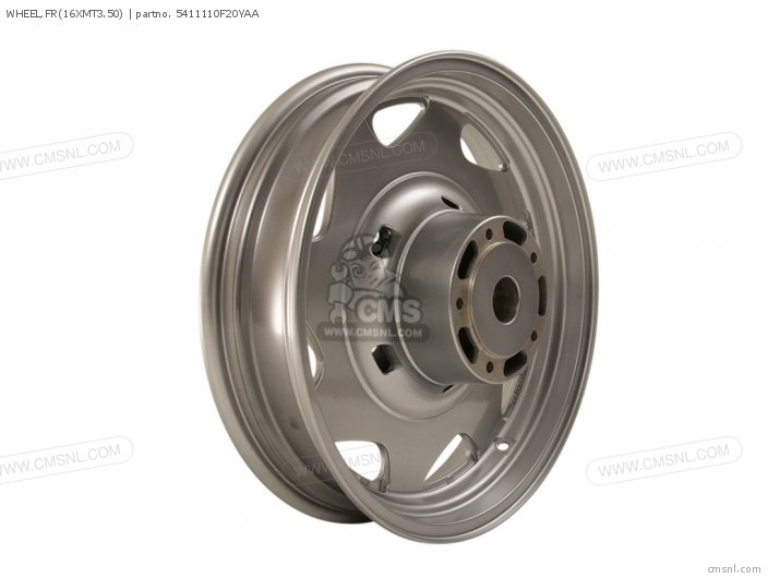 Wheel, Fr(16xmt3.50) photo