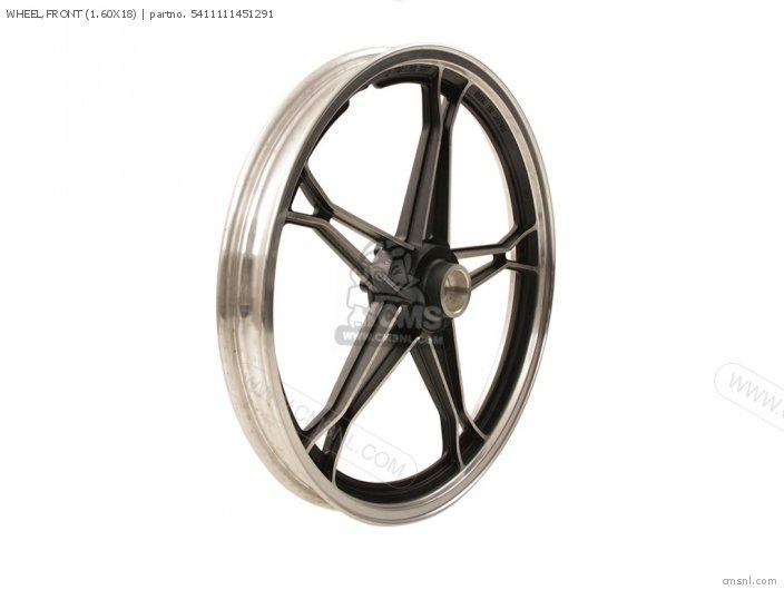 Wheel, Front (1.60x18) photo