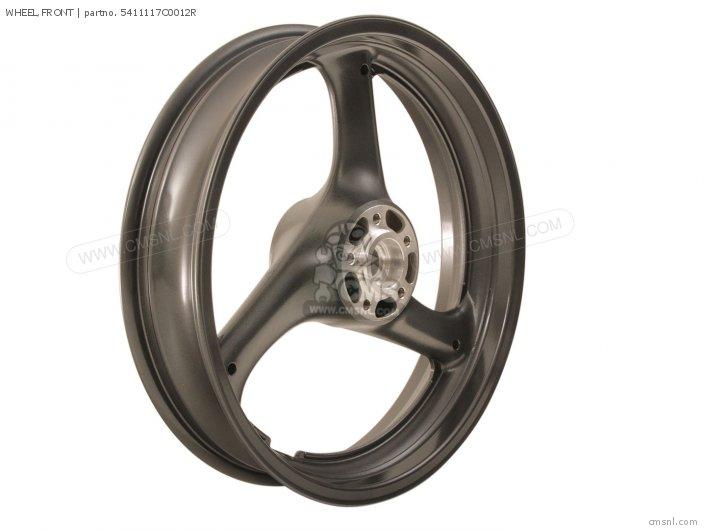 Wheel, Front photo