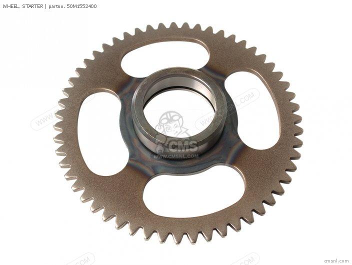 Wheel, Starter photo
