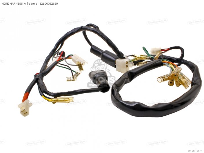 WIRE HARNESS A
