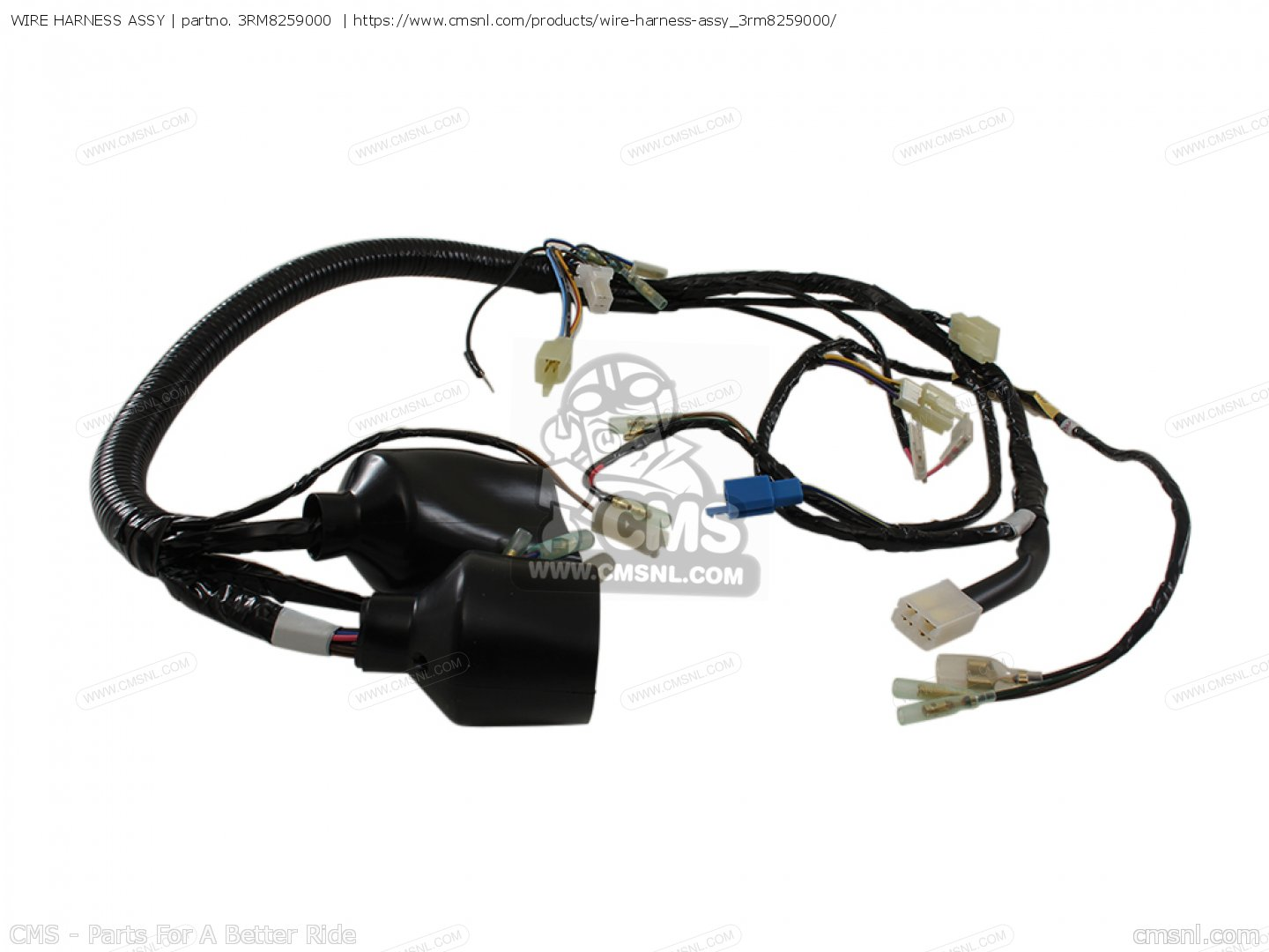 Wire Harness Assy photo