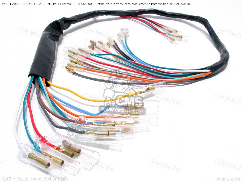 32100065000p wire harness  non o e  alternative  honda
