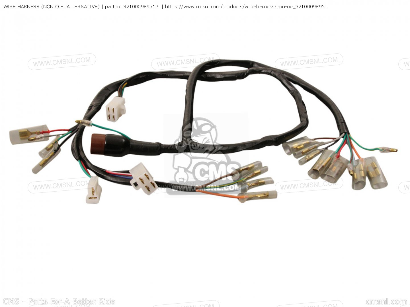 Oe Wiring Harness - Bookmark About Wiring Diagram on