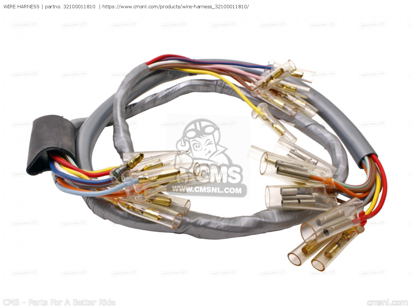 WIRE HARNESS for C110 GENERAL EXPORT (140115) - order at CMSNLCmsnl.com
