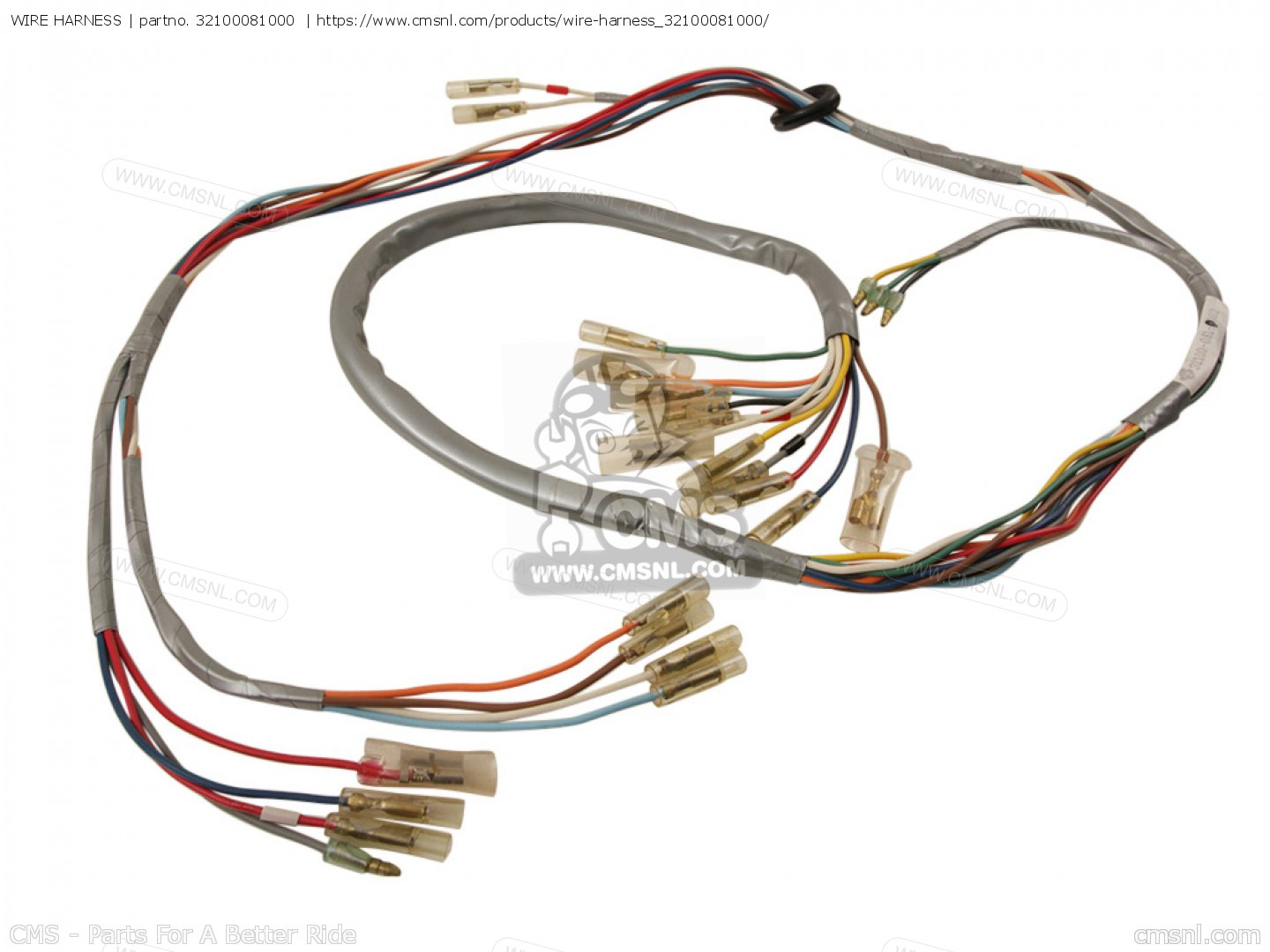 Wire Harness For Pc50k1 Order At Cmsnl Product Photo