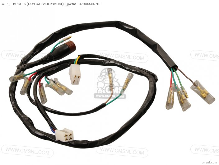 wireharness non oe alternative_product_medium32100098671P 01_9a17 wire,harness ct70 trail 70 k0 1969 usa 32100098671  at fashall.co