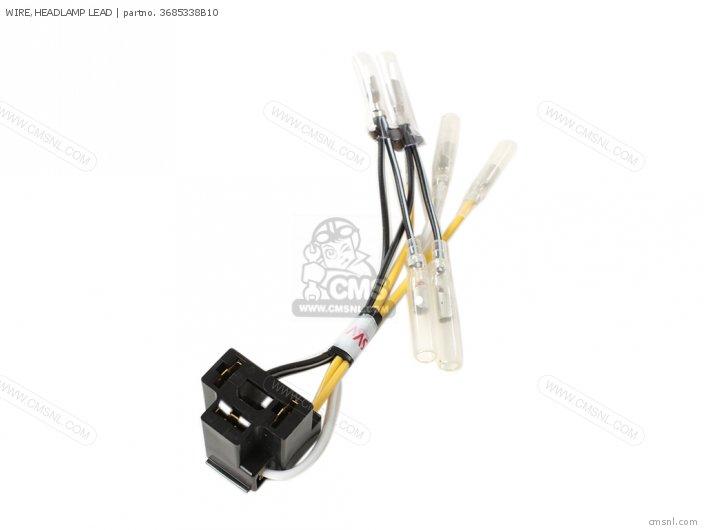 Wire, Headlamp Lead photo